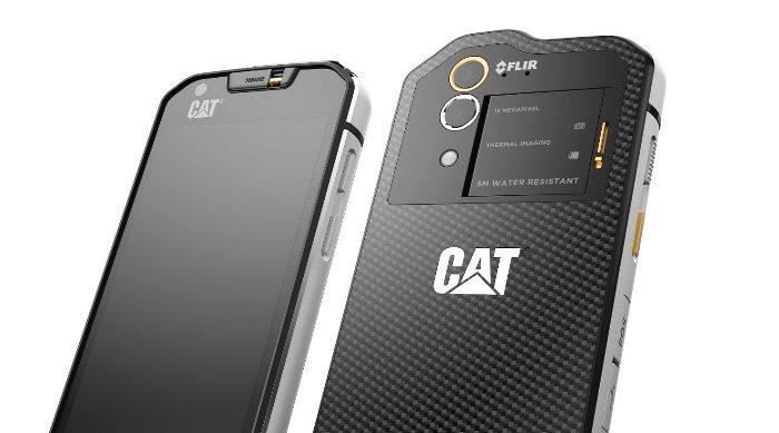 Digitizery oraz matryce do telefonów CAT